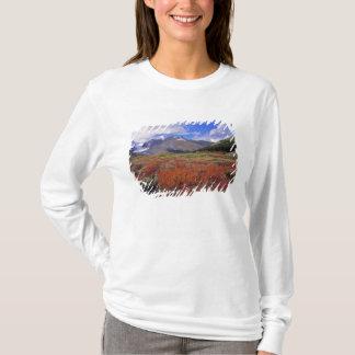 Canada, Alberta, Banff NP. Huckleberries bloom T-Shirt