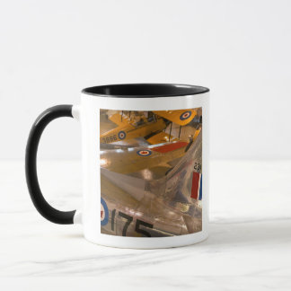 Canada, Alberta, Calgary: Aero Space Museum of Mug