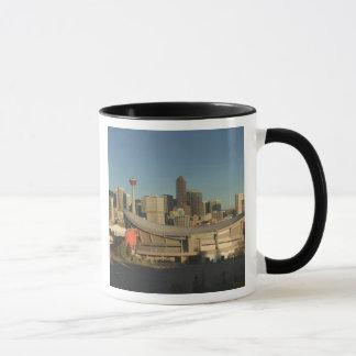 Canada, Alberta, Calgary: City Skyline from 3 Mug