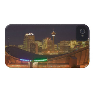Canada, Alberta, Calgary: City Skyline from Case-Mate iPhone 4 Case