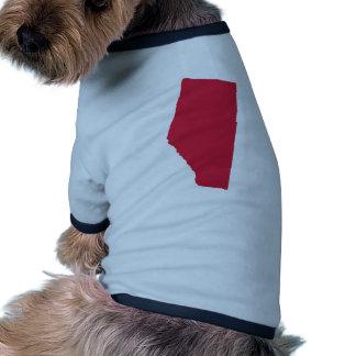 Canada - Alberta Doggie Tshirt