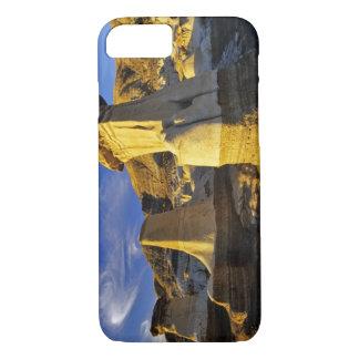 Canada, Alberta, Drumheller. Hoodoos. iPhone 8/7 Case