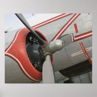 Canada, Alberta, Edmonton: Alberta Aviation Poster