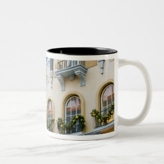 Canada, Alberta, Edmonton. West Edmonton Mall. Two-Tone Coffee Mug