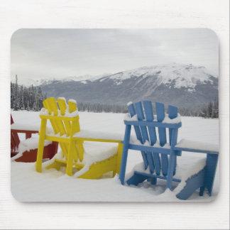 Canada, Alberta, Jasper, Jasper NP. Fairmont Mouse Mat
