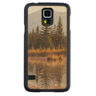 Canada, Alberta, Jasper National Park Carved Maple Galaxy S5 Case