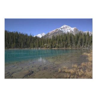 Canada, Alberta, Jasper National Park: JASPER, Photo Print