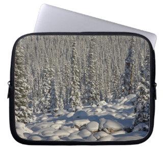 Canada, Alberta, Jasper National Park. Laptop Sleeve