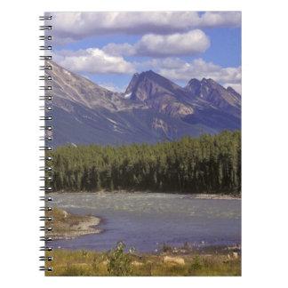 Canada, Alberta, Jasper National Park. Large Notebooks
