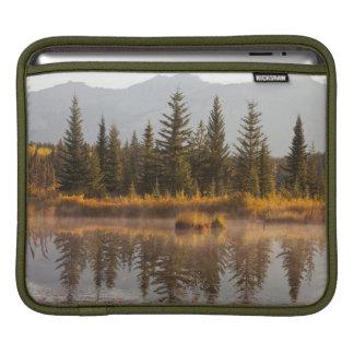 Canada, Alberta, Jasper National Park Sleeve For iPads