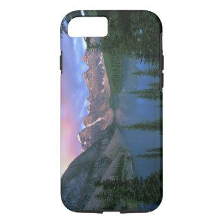 Canada, Alberta, Lake Moraine at Dawn, Banff iPhone 8/7 Case