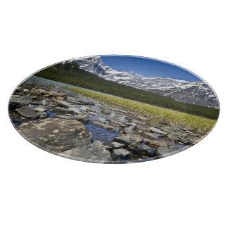 Canada, Alberta, Rocky Mountains, Banff National Cutting Board