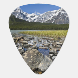 Canada, Alberta, Rocky Mountains, Banff National Guitar Pick