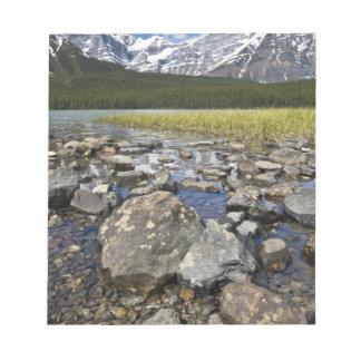 Canada, Alberta, Rocky Mountains, Banff National Notepad