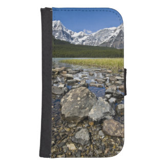 Canada, Alberta, Rocky Mountains, Banff National Samsung S4 Wallet Case