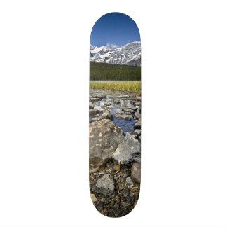 Canada, Alberta, Rocky Mountains, Banff National Skateboards