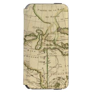 Canada and Greenland Incipio Watson™ iPhone 6 Wallet Case