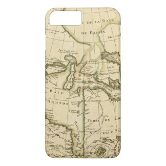 Canada and Greenland iPhone 8 Plus/7 Plus Case