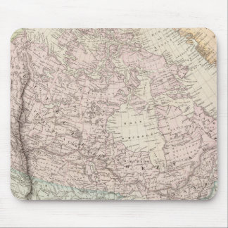 Canada and United States 2 Mouse Mat
