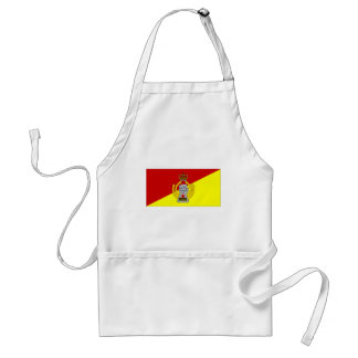 Canada Armoured Branch Camp Flag Aprons
