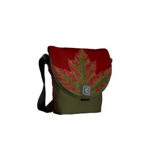 Canada Bags Canada Maple Leaf Messenger Bag