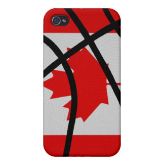 Canada Basketball iPhone 4 Case