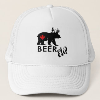 """Canada beer eh? bear hat Lighthouse Route"""""""