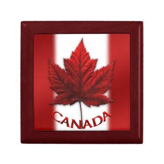 Canada Box Canada Souvenir Gift Jewelry Canada Box