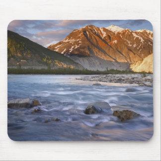 Canada, British Columbia, Alsek River Valley. 2 Mouse Pad
