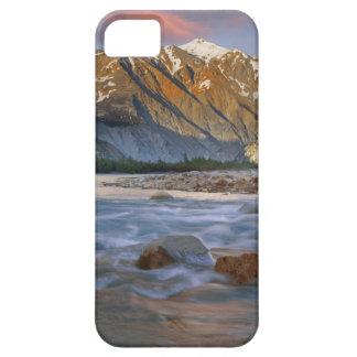Canada, British Columbia, Alsek River Valley. iPhone 5 Cover