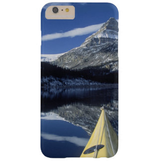 Canada, British Columbia, Banff. Kayak bow on Barely There iPhone 6 Plus Case