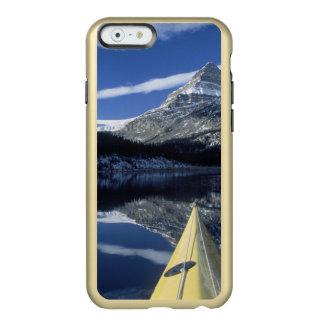 Canada, British Columbia, Banff. Kayak bow on Incipio Feather® Shine iPhone 6 Case