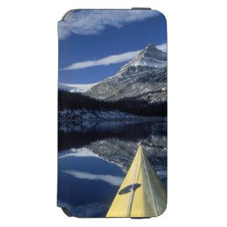Canada, British Columbia, Banff. Kayak bow on Incipio Watson™ iPhone 6 Wallet Case