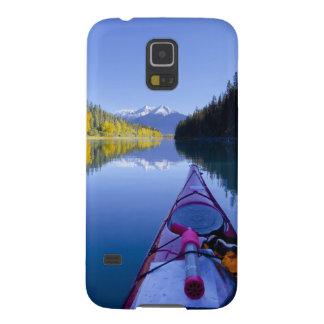 Canada, British Columbia, Bowron Lakes Galaxy S5 Covers