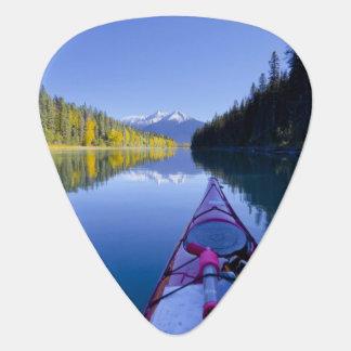 Canada, British Columbia, Bowron Lakes Guitar Pick