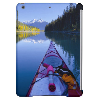 Canada, British Columbia, Bowron Lakes iPad Air Cover