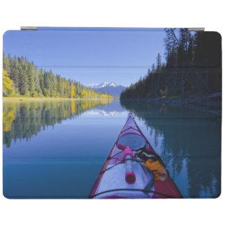 Canada, British Columbia, Bowron Lakes iPad Cover