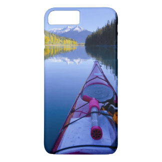 Canada, British Columbia, Bowron Lakes iPhone 7 Plus Case