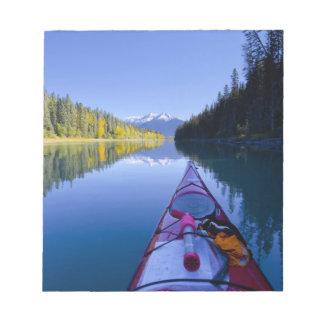 Canada, British Columbia, Bowron Lakes Notepads