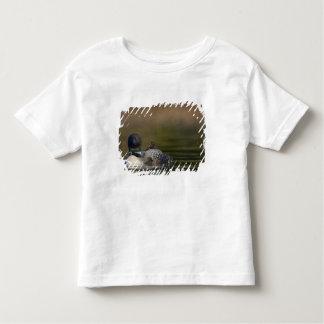 Canada, British Columbia,Common Loon, breeding 2 Toddler T-Shirt