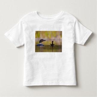Canada, British Columbia,Common Loon, breeding 3 Toddler T-Shirt