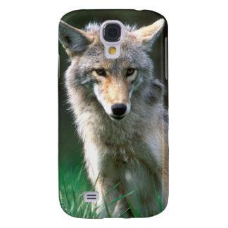 Canada, British Columbia, Coyote (Canis latrans) Galaxy S4 Case