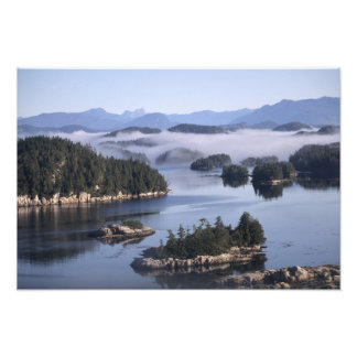 Canada, British Columbia, Johnstone Straight Photo Print