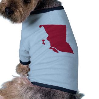 Canada - British Columbia Pet Tee