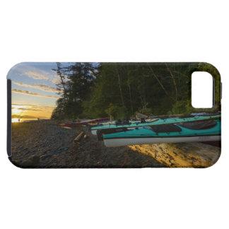 Canada, British Columbia, Vancouver Island, 2 iPhone 5 Case