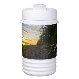Canada, British Columbia, Vancouver Island, 2 Drinks Cooler