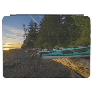 Canada, British Columbia, Vancouver Island, 2 iPad Air Cover