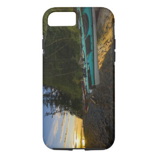 Canada, British Columbia, Vancouver Island, 2 iPhone 7 Case