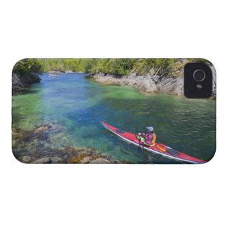 Canada, British Columbia, Vancouver Island. Sea 2 iPhone 4 Case