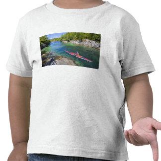 Canada, British Columbia, Vancouver Island. Sea 2 Shirts